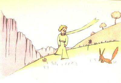 Antoine De Saint Exupery The Little Prince